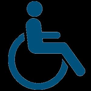 Acces personne à mobilité réduite