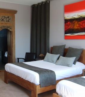 Chambre, haut de gamme, hôtel, montpellier, standing, castries, hérault, languedoc-roussillon