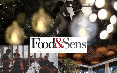 restaurant & ambiance musicale - food&sens - 2
