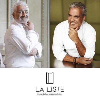 LA LISTE - GUY SAVOY & ERIC RIPERT - BLOG