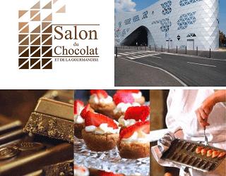 SALON DU CHOCOLAT ET DE LA GOURMANDISE - BLOG